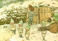De kabouterkinderen 2,  Elsa Beskow