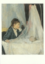 De wieg, Berthe Morisot