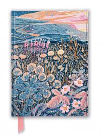 Annie Soudain: Midsummer Morning, A Flame Tree Blank Sketch Book