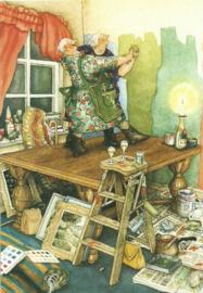 Vrouwen dansen op de tafel, Inge Löök
