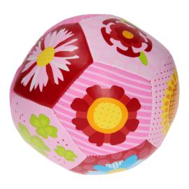Softbal roze ,  12 cm