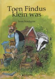Toen Findus klein was / Nordqvist, Sven