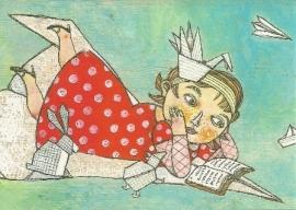Papiervlieger, Selda Soganci