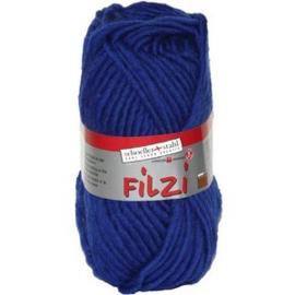 Filzi 100% viltwol 50 gram / bol kleur 021 marine blauw