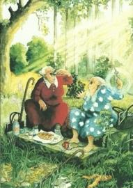 Picknicken, Inge Löök