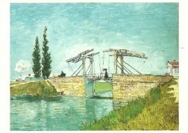 De ophaalbrug, Vincent van Gogh