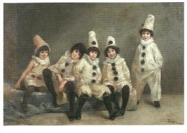 Kindercarnaval, Friedrich Kaulbach