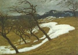 Dooi van de sneeuw, M.C. Filser