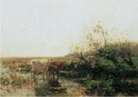 Zomer, Willem Maris