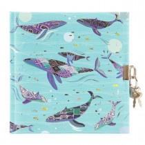 Dagboek met slot Turnowsky, Blue Ocean