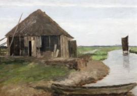 Schuur aan de Hamme, Fritz Mackensen