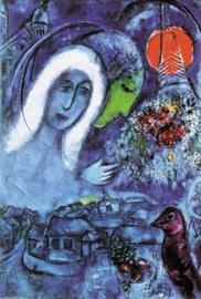 Champ de mars, Marc Chagall