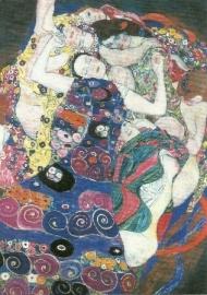 De maagd, Gustav Klimt