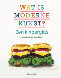 Wat is moderne kunst,  een kindergids