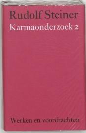 Karmaonderzoek 2 / Rudolf Steiner