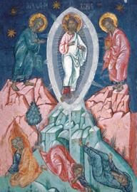 Opstanding Christus, 16de eeuw, fresco