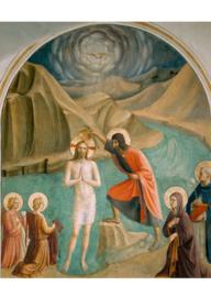 Doop van Christus, Fra Angelico