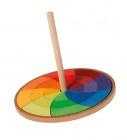 Tol met kleuren puzzel