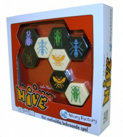 Hive ( 9+), het veelvuldig bekroonde spel