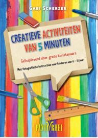 Creatieve activiteiten van 5 minuten / Gabi Scherzer