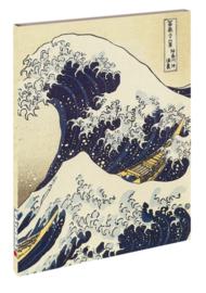 Blankbook Tushita, Hokusai