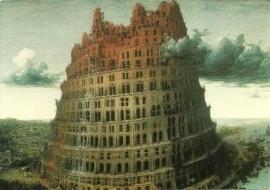 De toren van Babel, Pieter Brueghel de Oude