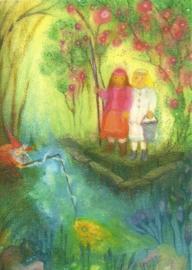 Aan het water, Angela Koconda