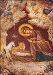 Geboorte Christus, Byzantijns 1548