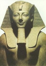 Thoetmozes III, Egyptisch