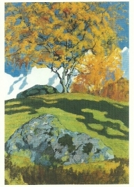 Herfst, Giovanni Giacometti
