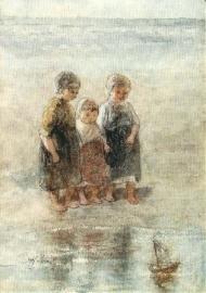 Kinderen der zee, Jozef Israels