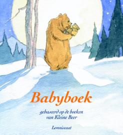 Babyboek, gebaseerd op boeken van kleine beer