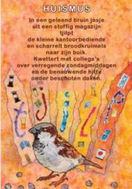 Huismus, Theo Zwinderman