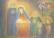 December maandkaart, geboorte, Ruth Elsässer