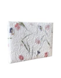 Olino Paperworks, Gastenboek mulberrypapier/bloem