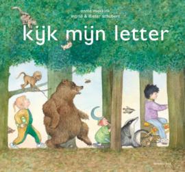 Kijk mijn letter / Annie Makkink
