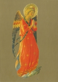Aanbiddende engel, Fra Angelico