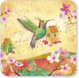 Hummingbird, Jehanne Weyman, BAR061