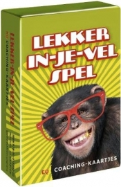 Lekker in-je-vel spel, EQ coaching kaartjes