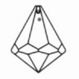 Kristal Karbonkel 50mm