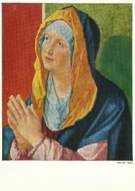 Biddende Maria, Albrecht Dürer