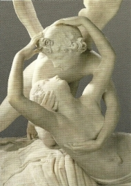 Amor en Psyche, Antonio Canova