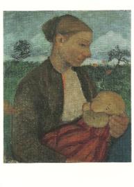 Moeder met kind, Paula Modersohn-Becker