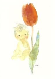 Tulpen en baby, Chihiro Iwasaki