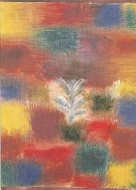 Kleine boom, Paul Klee