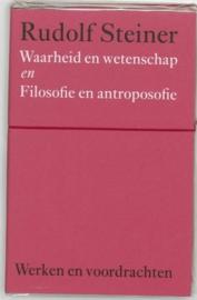 Waarheid en wetenschap en Filosofie en antroposofie / Rudolf Steiner