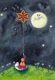 Ballon tussen de sterren, Ellen Uytewaal