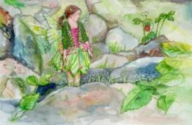 In elfenland, Anne Wenzel