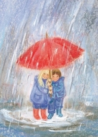 Onder moeders paraplu, Marjan van Zeyl