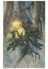Kerstlicht, Mili Weber